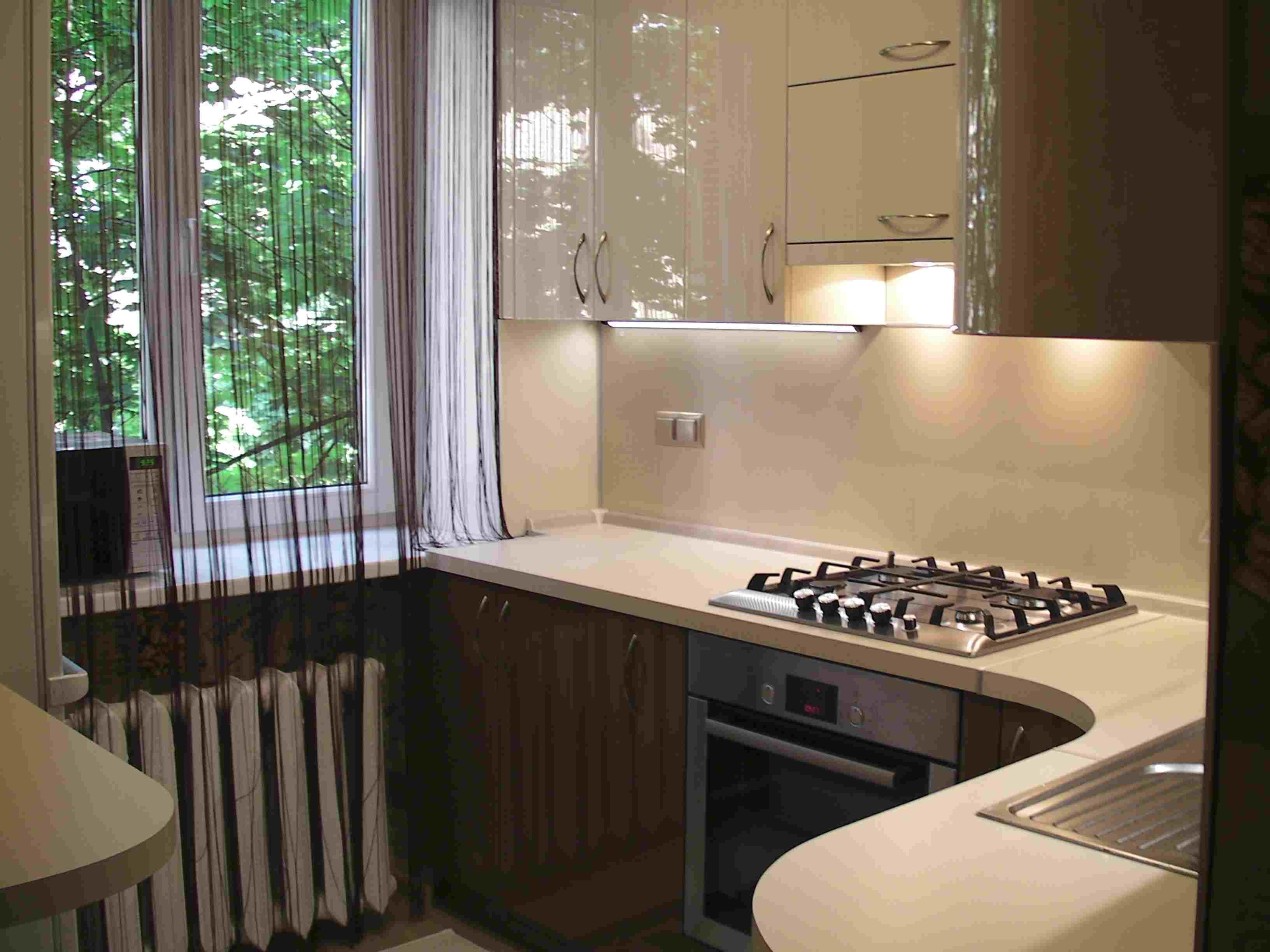 Кухня в хрущевке - 125 фото лучших идей оформления интерьера.