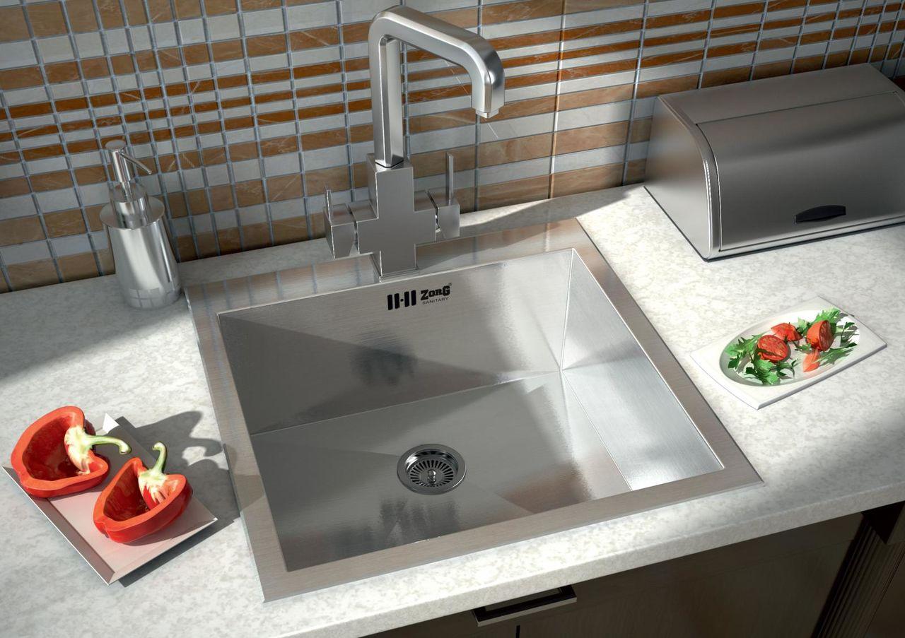 Каменная мойка для кухни – плюсы и минусы раковины из камня в интерьере