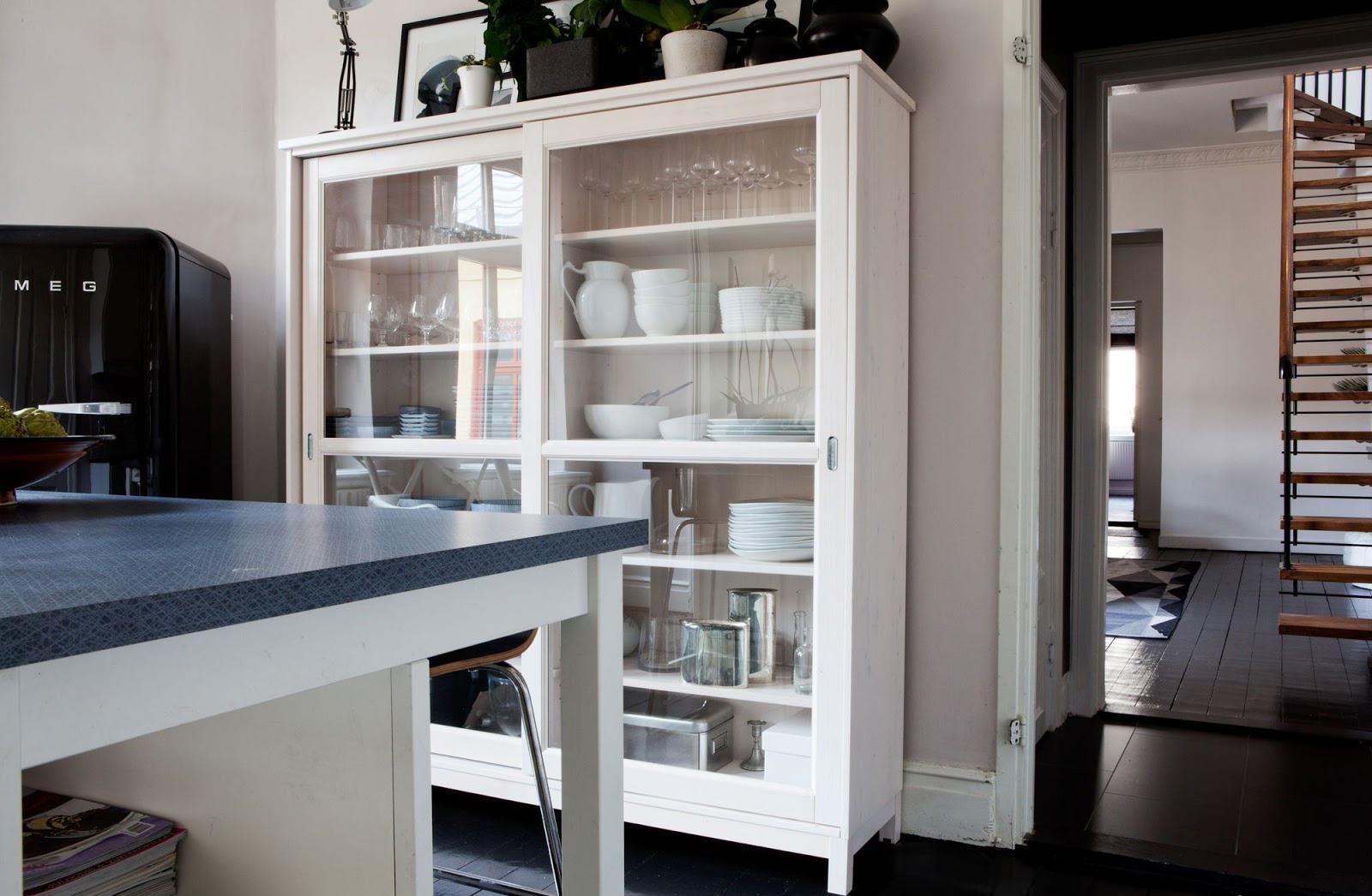 Шкаф для посуды для кухни виды и функциональные особенности